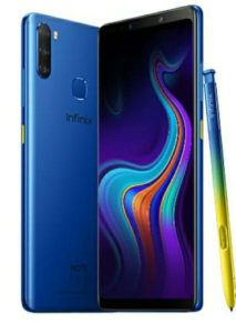 Infinix note 6 price and specs, infinix note 6 price in Nigeria