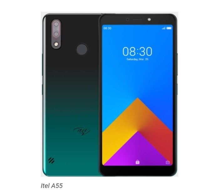 iTel A55 Price In Nigeria & Specification