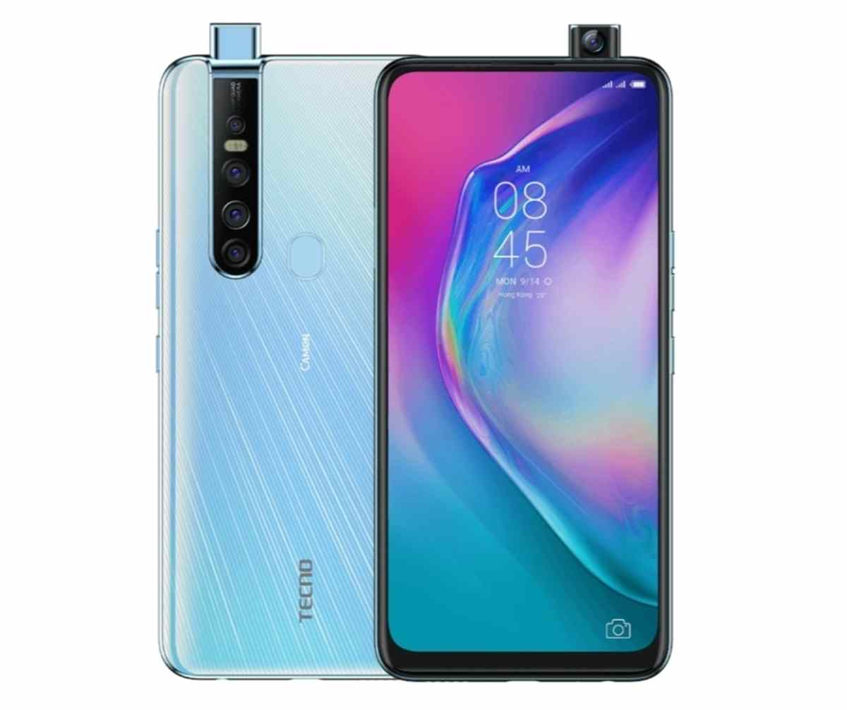 Tecno Camon 15 Pro image, specs and price in Nigeria, Tecno Camon 15 Pro price in Nigeria