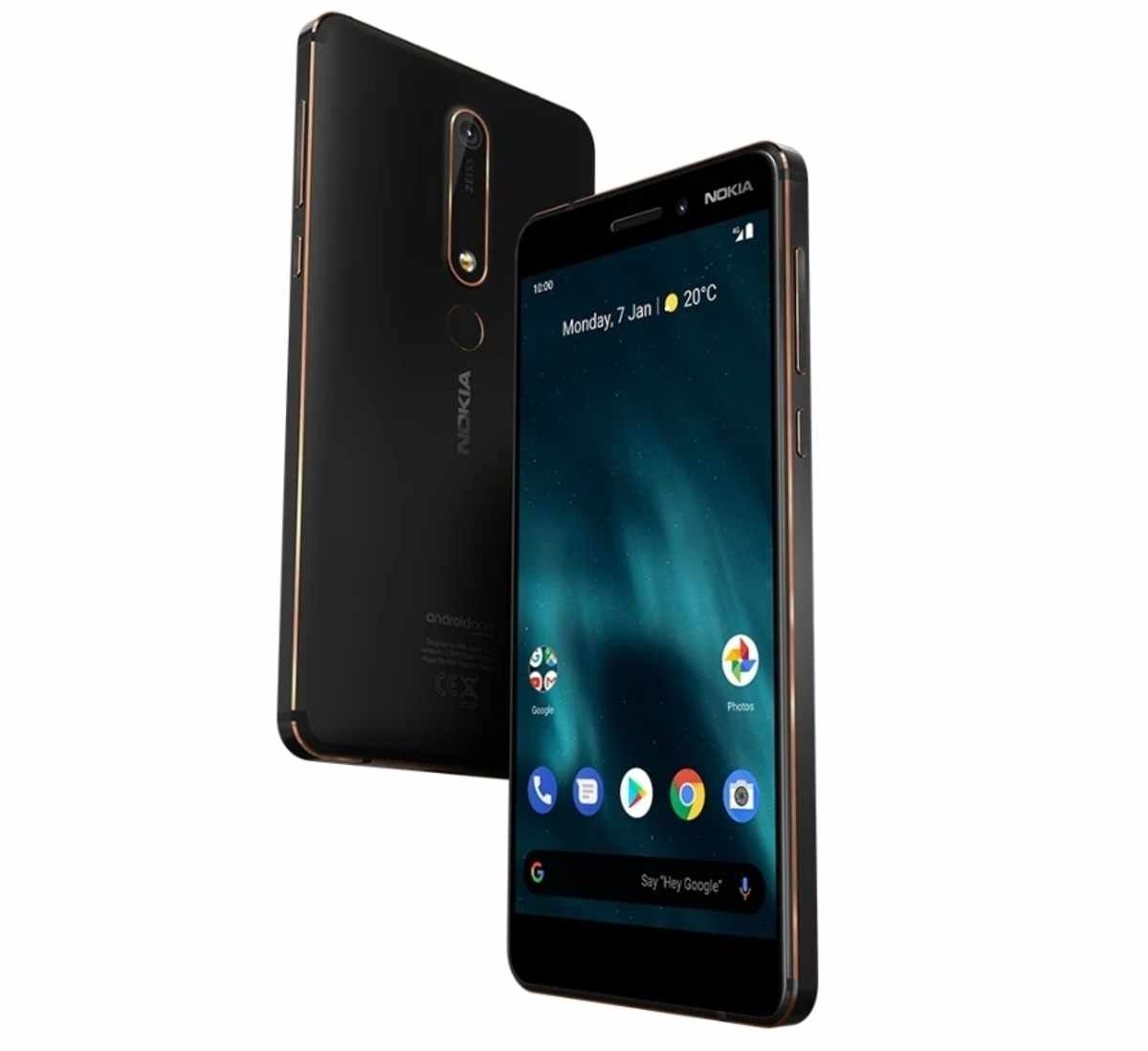 Nokia 6.1, Nokia 6.1 price in Nigeria, price and specs of Nokia 6.1, Nokia 6.1 specs and price in Nigeria, Nokia 6.1 specs, Nokia phones price in Nigeria