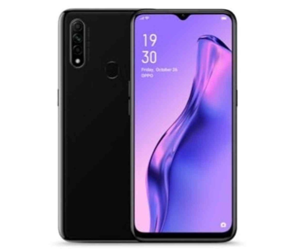 how much is Oppo a31 in Nigeria
