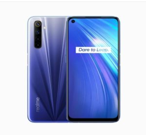 Realme 6 image, specs and price in Nigeria, India, Ghana, Kenya