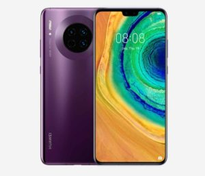 Huawei Mate 30 image, specs and price in Nigeria