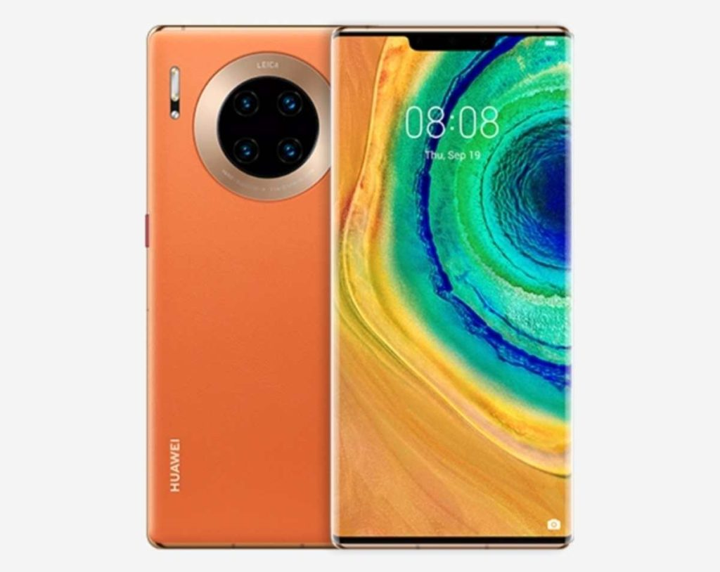 Huawei Mate 30 Pro 5G image, specs and price, Huawei Mate 30 Pro 5G Price in Nigeria