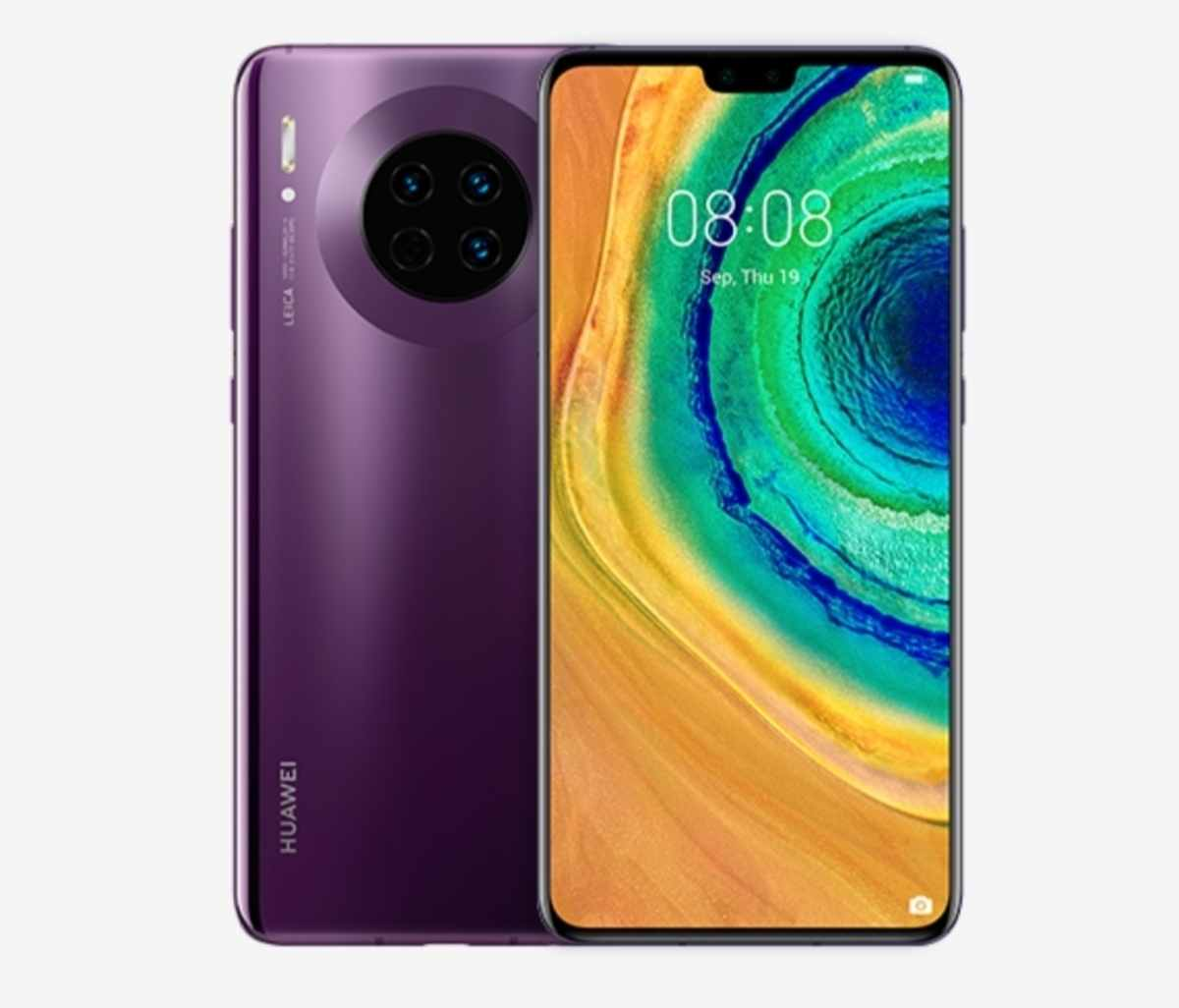 Huawei Mate 30 image, specs and price in Nigeria, Huawei mate 30 price in Nigeria