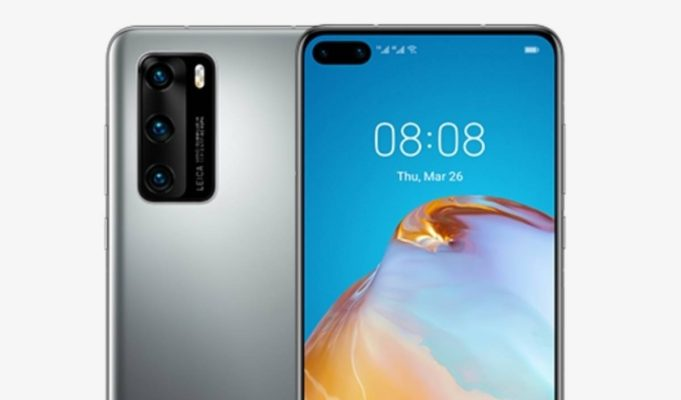 Huawei P40 Price In Nigeria and Specs