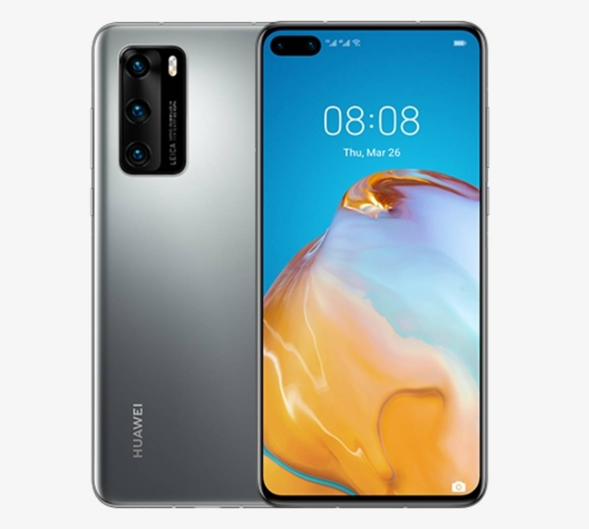 huawei p40 image, specs and price in Nigeria, huawei p40 price in Nigeria