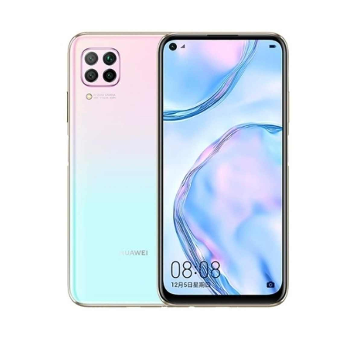 Huawei nova 6 SE, price, specs and image in Nigeria, specs and price of huawei nova 6 SE in Nigeria, Huawei nova 6 SE price in Nigeria