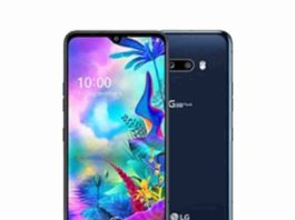 LG V50s ThinQ 5G Price In Nigeria
