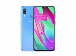 Samsung galaxy a40 price in Nigeria, Samsung galaxy a40 Specs and price in Nigeria