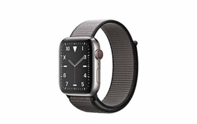 apple watch series 5 price in Nigeria & Specification