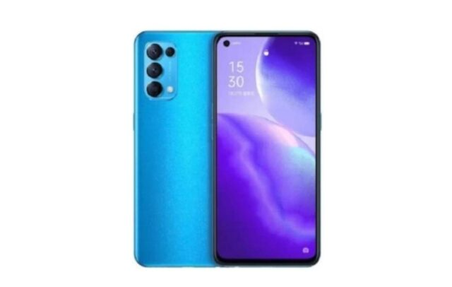 Oppo Reno 5 5g price in Nigeria & Specification