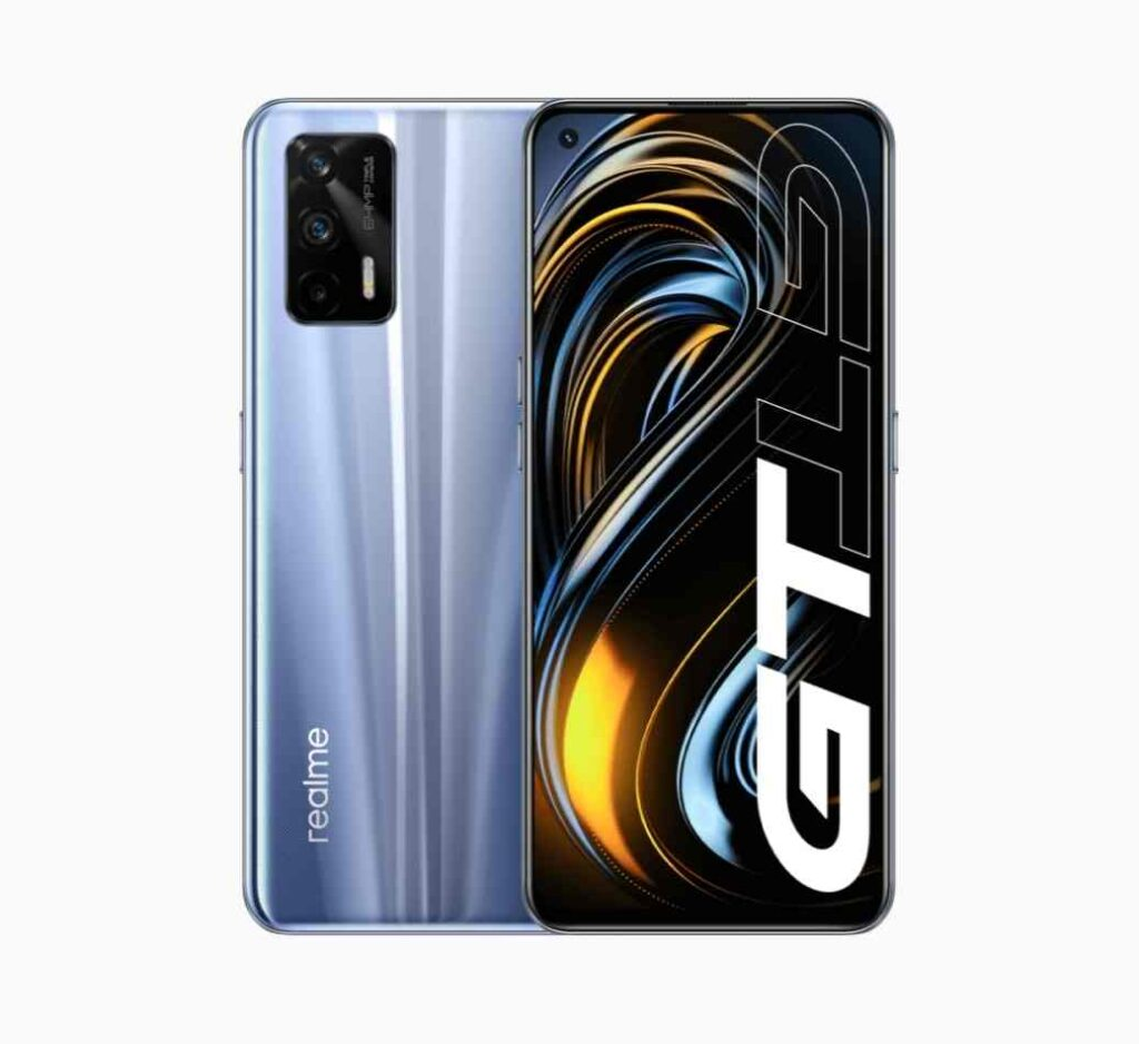 Realme GT 5G with 120Hz display, SD888, 64MP triple cameras launched in China 1