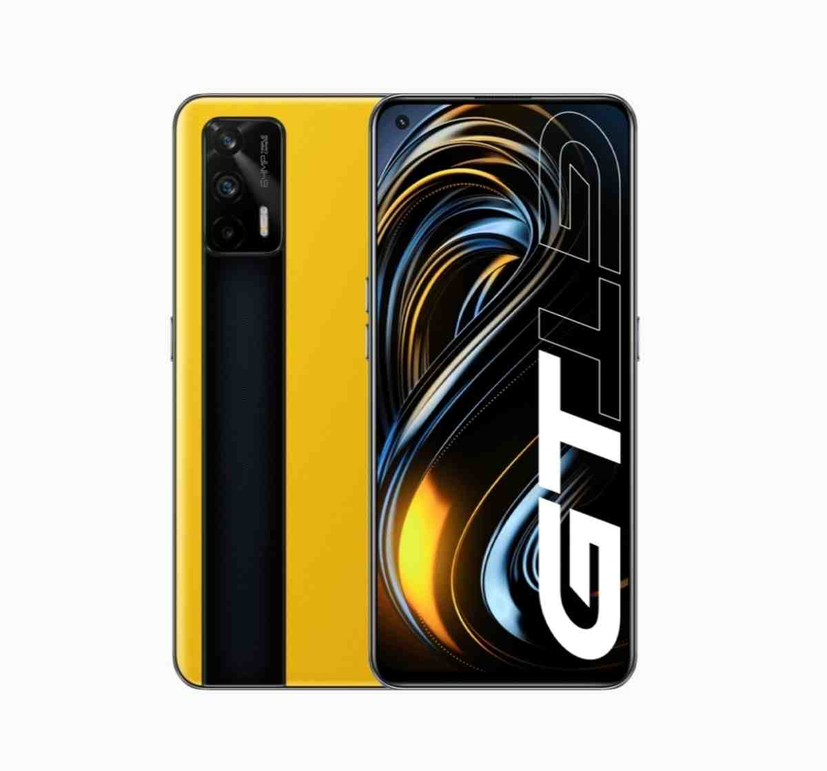Realme GT 5G lauanched in China