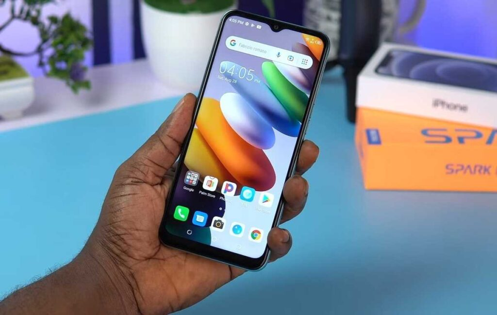 Tecno Spark 8 Quietly Launched In Nigeria Bearing An Helio P22 Chip 1
